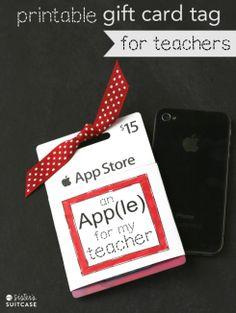 clever teacher gifts