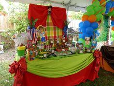 Go Diego Go Birthday Party Ideas | Photo 9 of 60 | Catch My Party