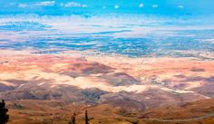 Monte Nebo-Adquirida por Europamundo Grand Canyon, Nature, Travel, Dead Sea, Jordan Spieth, Vacations, Naturaleza, Viajes, Destinations