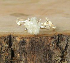Rough cut diamond...looks so faery!