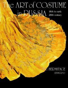 The Art of Costume in Russia: 18th to Early 20th Century by Tamara Korshunova, http://www.amazon.com/dp/0828527520/ref=cm_sw_r_pi_dp_12Bkrb1RNEYMD