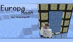 Europa Moon Mod para Minecraft 1.3.2