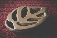 Porte-savon deux pièces couleur bronze www.oasisdouceur.com