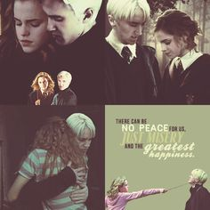 He could teach her how to play, enjoy life and live for the moment, and she would fix his dysfunctional heart, so he could become a better person. They could simply help each other. And their love would be pure and. Draco Malfoy, Draco Harry Potter, Draco And Hermione, Harry Potter Ships, Harry Potter Tumblr, Harry Potter World, Hermione Granger, Dramione, Drarry