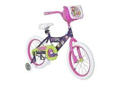 Shopkins Dynacraft Bike, 18-Inch, - 1/1