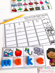 133 sight word cards on 3 lists! The most engaging sight word practice and so easy to prep!