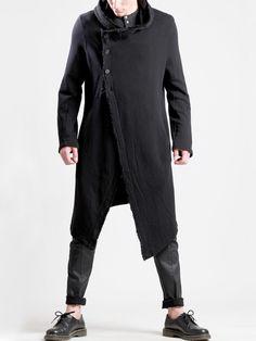 Plush Cotton Jacket by SYNGMAN CUCALA