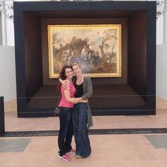 Con Cinzia Pennesi