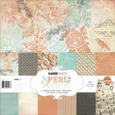 Periwinkle 12 x 12 Collection Pack - KaiserCraft