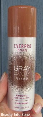 Giveaway to take away your gray! Everpro Gray Away Best product ever!!!