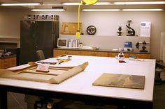 Elegant Lunder Paintings Conservation Lab