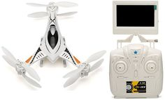 Cheerson CX-33 Sexcopter – fun mini drone, 25 mins fly time, and 720p camera [Review] | The Red Ferret Journal