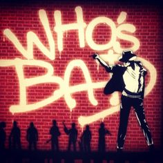 Who's Bad - Michael Jackson Tribute Band Poster  http://www.whosbadmusic.com/