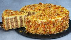 My Recipes, Sweet Recipes, Baking Recipes, Cake Recipes, Torte Recepti, Cake Toppings, Something Sweet, Sugar And Spice, Cake Pans