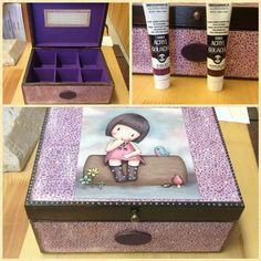 Gorjuss santoro handmade box