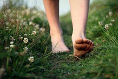 .for my grandchildren to enjoy the beauty of barefoot & free...