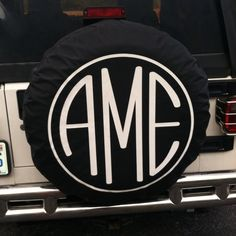 For the back of my future Jeep