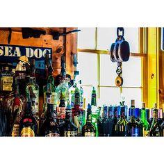 #NoFilter #NoInstagramFilter #Canon #CanonRebel #CanonRebelT5 #Photography #Photo #Rookie #Amateur #RoadTrip  #BoothBayHarbor #Maine #Bottles #Buzz #Liquor #Alcohol #Bar #Follow