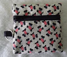 Adorable Scotty Dogs Zipper Pouch by PandorasCraftRoom on Etsy, $8.00