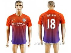 http://www.jordanaj.com/manchester-city-18-delph-sec-away-soccer-club-jersey.html MANCHESTER CITY #18 DELPH SEC AWAY SOCCER CLUB JERSEY Only $20.00 , Free Shipping!