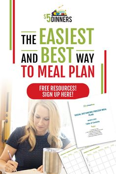 Let Erin Chase from $5 Dinners teach you all the best tricks, hacks AND mindsets for getting your meal planning in order. Tap to sign up for the FREE workshop! Frugal Meals, Budget Meals, Gluten Free Meal Plan, Back To School Hacks, School Lunch Box, Save Money On Groceries, Free Sign, Batch Cooking, Healthy Dishes