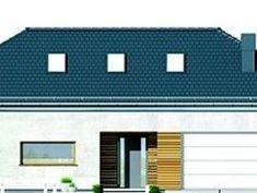 DOM.PL™ - Projekt domu DPS Madera 4 CE - DOM DPS1-34 - gotowy koszt budowy Ibm, Company Logo, Wood