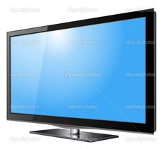 how to clean big screen tv