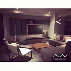 www.mvn.com.mx #design #interiordesign #centro-de-entretenimiento #centro_de_entretenimiento #sala #livingrooms #livingroom #livingroomdecor #livingroomdesign