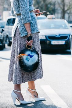 FWAH2015 Street looks at Paris Fashion Week Fall/Winter 2015-2016 104