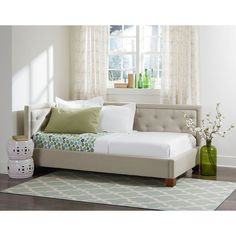 Standard Furniture Carmen Corner Daybed & Reviews   Wayfair