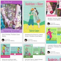 How to Use Pinterest to Communicate with Your Cover Designer