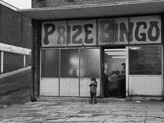 Bingo, Newcastle, 1975, Chris Killip