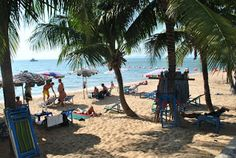 Jomtien Beach Pattaya Thailand - this is where we're staying!!!