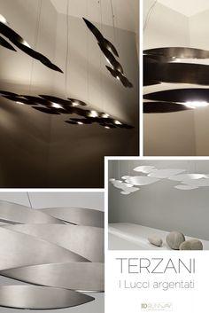 www.terzani.com , TERZANI | ID RUNWAY . #euroluce 2015, #salone del mobile 2015, #lighting design trend, #lamp trend.