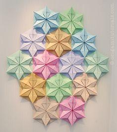 Muntazar Kusudama Tutorial – Origami Tutorials