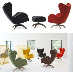 On the blog: our favorite #lounge #chairs available at HL! #seating #chair #hauteliving #chicago