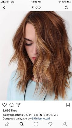 Balayage Hair Trend: 51 Balayage Hair Colors & Tips Balayage Highlights To Get . Balayage Hair Trend: 51 Balayage Hair Colors & Tips Balayage Highlights – Sophie Raab- # Balayage get Source by GutPins Dark Auburn Hair, Hair Color Auburn, Hair Color Highlights, Hair Color Balayage, Auburn Highlights, Men Balayage, Auburn Hair Balayage, Red Balayage Highlights, Auburn Brown