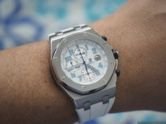 Rare Bird: Audemars Piguet Royal Oak Offshore Rodeo Drive Limited Edition ref. 26060ST. Harder to Find than Finding a Needle in a Haystack. — WATCH COLLECTING LIFESTYLE