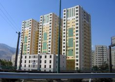 Take a Look at Stylish Buildings with Modern Design in #Tehran, #Iran