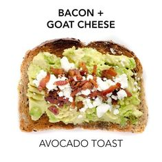 11 Easy Ways to Fancy Up Your Avocado Toast - Recipes - Aguacate Avocado Dessert, Avocado Toast, Avocado Recipes, Healthy Recipes, Avocado Dishes, Fancy Recipes, Brunch Recipes, Recipe Roulette, Avocado Health Benefits