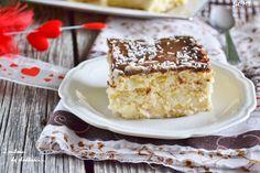 Z miłości do słodkości...: Rafaello na krakersach - bez pieczenia