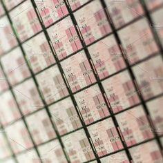 Calculating power. Technology Photos