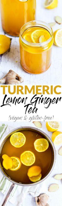 Turmeric Lemon Ginge...