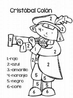 Nina, Pinta, and Santa Maria coloring sheet. Columbus coloring sheet ...