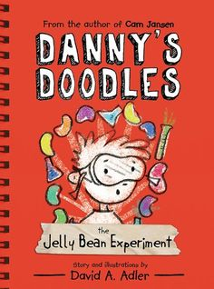 3rd Grade Book Club @ NMPL - Danny's Doodles: The Jelly Bean Experiment by David A. Adler https://www.amazon.com/dp/B00D2XA10G/ref=cm_sw_r_pi_dp_x_9TjRxb70XK0DM