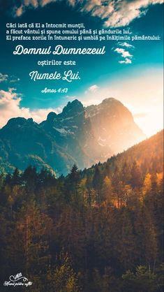 Bible Verses, God, Nature, Travel, Verses, Dios, Naturaleza, Viajes, Scripture Verses