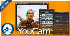 Cyberlink Youcam 7 Deluxe Crack Patch is a video calling software but it has more features from other video calling software available in different blogs.