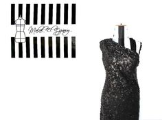 """From my limited edition """"The Little Black Dress"""" Collection"""