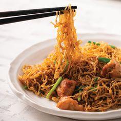 Chicken Chow Mein - Marion's Kitchen