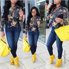Designer Clothes, Shoes & Bags for Women Cute Swag Outfits, Sexy Outfits, Chic Outfits, Fall Outfits, Fashion Wear, I Love Fashion, Fashion Looks, Fashion Outfits, Black Women Fashion